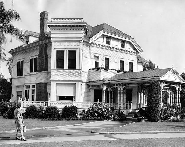 NewhallHouse1960